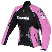 Ladies Kawasaki Jet-Z Textile Jacket