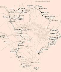Civil War Defenses of Washington
