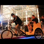 Riders of the night: Pedicabs in San Jose