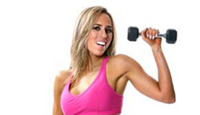 11 At-Home Exercises For Women - Look Better & Save!