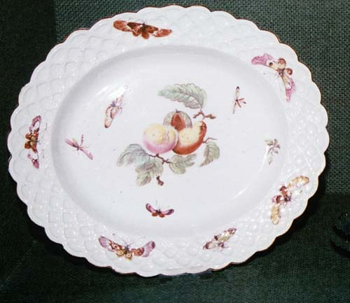 Derby Porcelain in the 18th and early 19th centuries