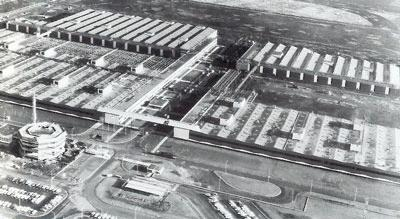 The PRV V6 Section of the FM Factory that was called 'Z' was completed in January, 1974