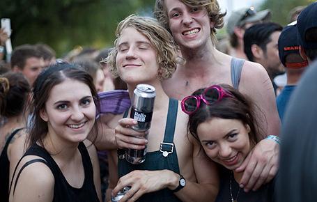 Photos - Laneway Festival, Melbourne 2012