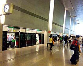 Changi Airport MRT Station