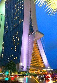 Marina Bay Sands Hotel and Casino