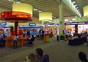 Budget terminal Changi Airport