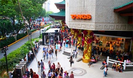 Singapore Tangs