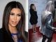 Kim Kardashian red carpet flour bomb