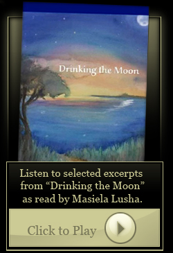 Masiela Lusha Drinking The Moon Poetry Book Poems