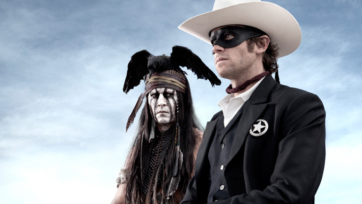 The Lone Ranger First Look Blog