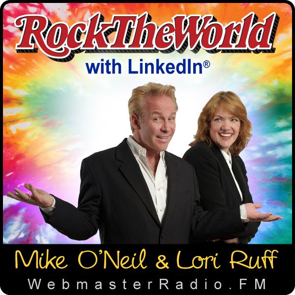 RockTheWorld with LinkedIn