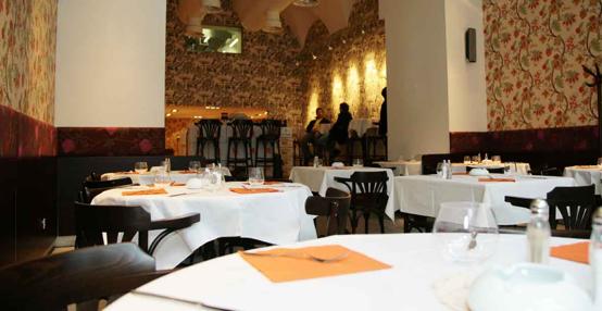 Klassz Bistro in Budapest Hungarian restaurant in Andrassy avenue
