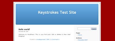 WordPress background tutorial