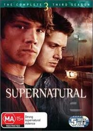 Supernatural - The Complete 3rd Season (5 Disc Set)