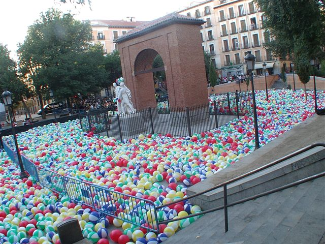 Plaza del Dos de Mayo, Malasaña