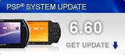 PSP® System Software Update