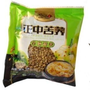 西部村寨 凉山高原珍品 颗粒饱满的特级苦荞麦 全胚糙米 独立小包76克