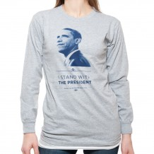 I Stand Long Sleeve T