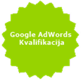 Google Adwords Kvalifikacija