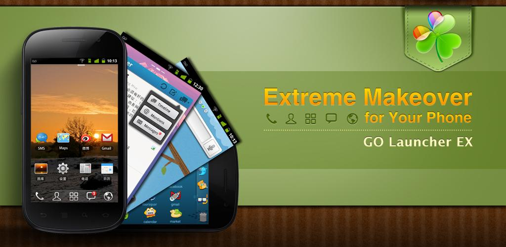 GO Launcher EX v2.66 beta2
