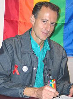 """Peter Tatchell: """"To try and separate the LGB from the T...is political madness."""""""