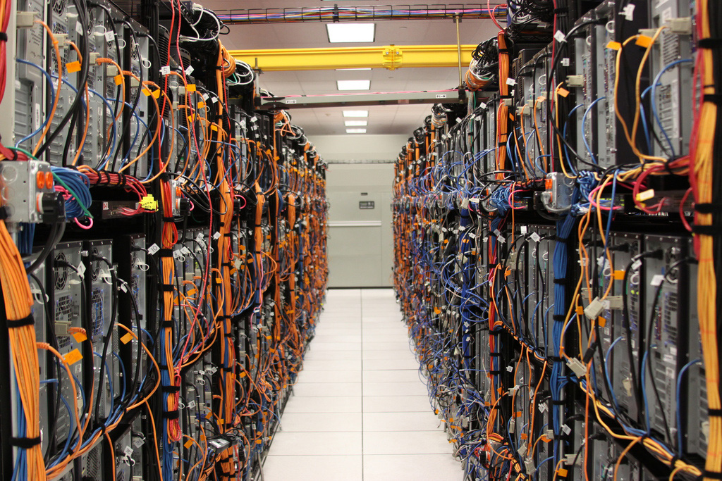 the planet data center messy Just how big are porn sites?