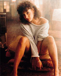 Flashdance costume ideas