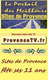sites de provence