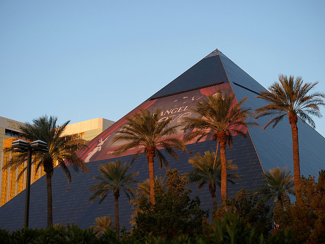 The Luxor Hotel Las Vegas