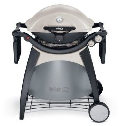Weber 586002 Q 320 best gas grill reviews