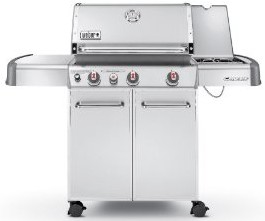 Weber 6570001 Genesis S-330 Best Gas Grill Reviews Image