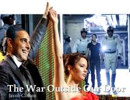 THE WAR OUTSIDE OUR DOOR: A Review of The Hunger Games