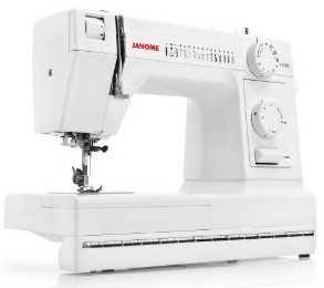 Janome HD1000 Heavy-Duty best sewing machine reviews