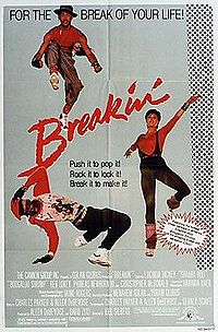 breakin movie with 80s rap fashion