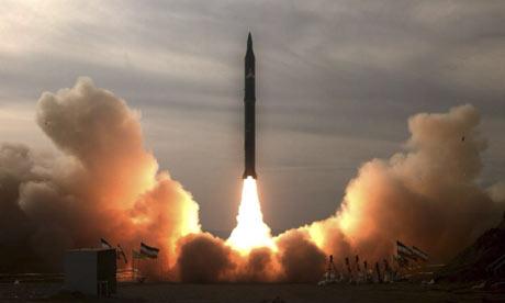 Sajjil-2 missile