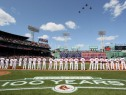 Red Sox Home Opener 2012