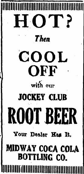From the Kearney Daily Hub, August 15, 1933