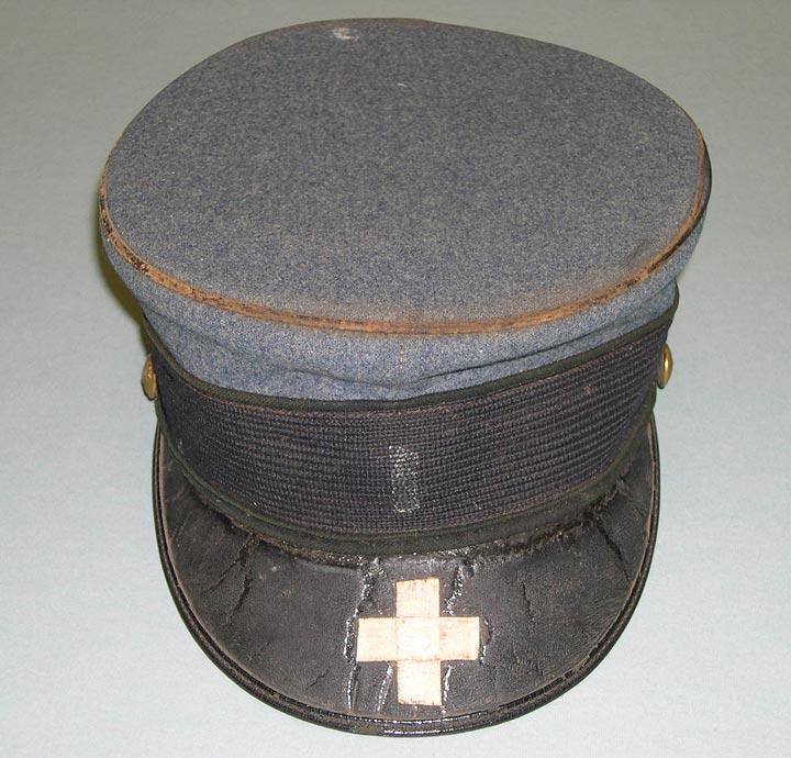 Hat worn by J.W. Thompson (NSHS 11055-2718).