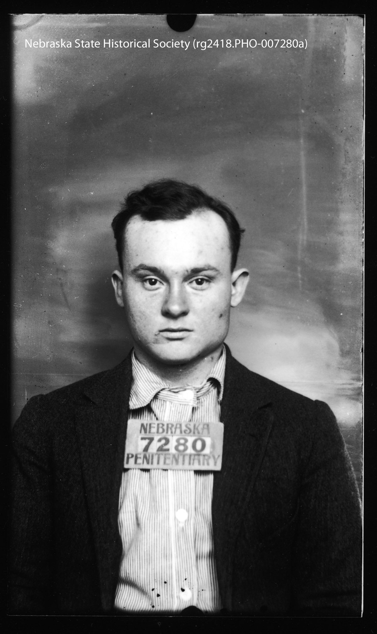 Prisoner #7280 was Louis Chobar (aka Lee Vaugh) he was conviced of murder in York County and sentenced to life.