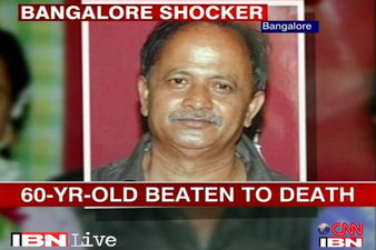 Bangalore: 60-year-old beaten to death by teenagers