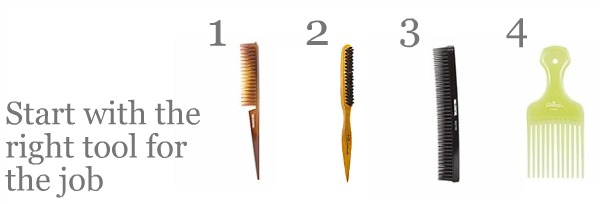 Best Backcombing Tools