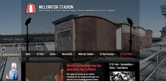 Neuzugänge beim FC St. Pauli - Philipp Tschauner, Sebastian Schachten, Lasse Sobiech - Millerntor-Stadion Relaunch