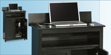 Computer Armoires at OfficeFurniture.com