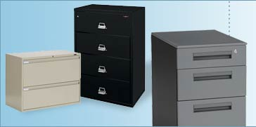 File Cabinets and Filing Cabinets at OfficeFurnitu