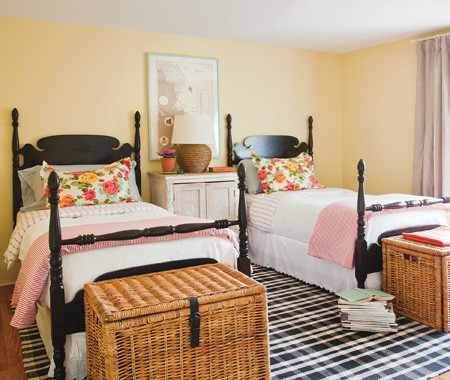 After: Guest Room | Free House Interior Design Ideas