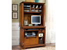 Homestead Warm Oak Computer Armoire, HOT-5527-190