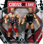 Mr. Anderson & Kurt Angle (Cross The Line Series 3)