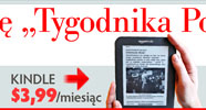Wydanie na Kindle tylko $3,99 za miesiąc!
