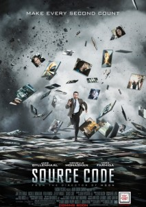 Source Code the Movie Poster