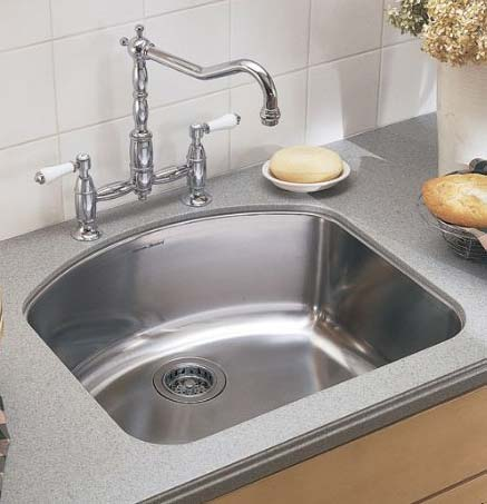 American Standard Culinaire Sink - stainless steel kitchen sink review
